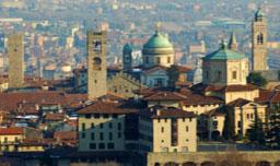 Bergamo alta Bergamo Bassa